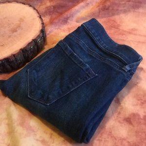 Ann Taylor Loft Modern Sexy Boot Cut Jeans